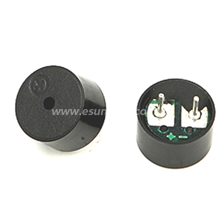 mini magnetic transducer EET6636 low voltage buzzer-ESUNTECH