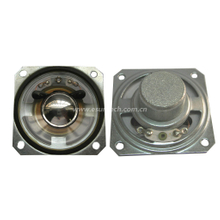 Loudspeaker YD50-3-8N12.5M-R 50mm Small Square Waterproof Speaker Components-ESUTECH