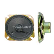 Loudspeaker YD57-04-32N12.5P 2 Inch Square Intercom Loudspeaker Unit for Repair-ESUNTECH