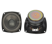 "Loudspeaker YD100-15A-8F60U 104mm*104mm 4"" Car Speaker Unit Used for Audio System"