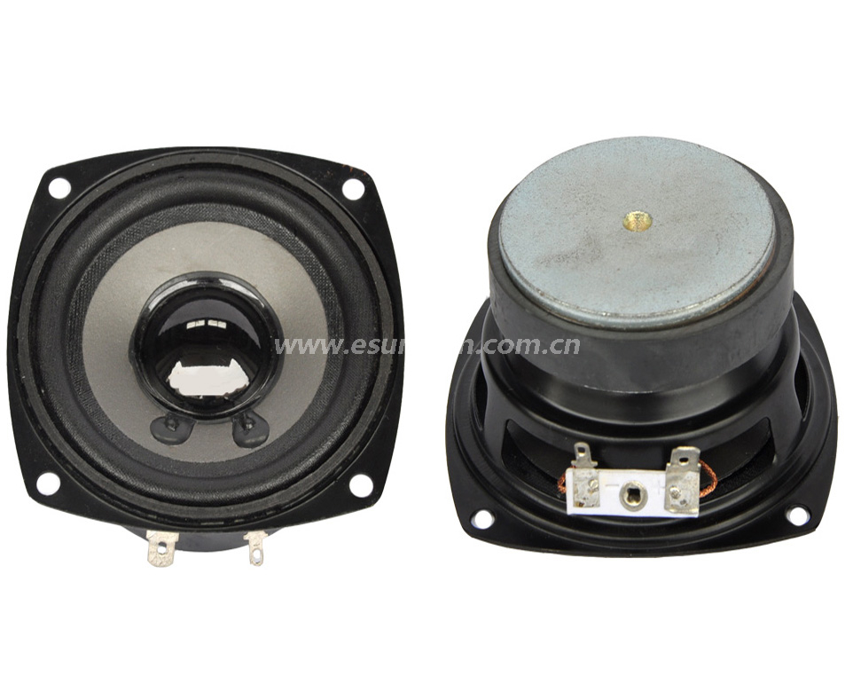 "Loudspeaker YD77-13-8F70CPP 80mm*80mm 3"" Car Speaker Used for Audio System"