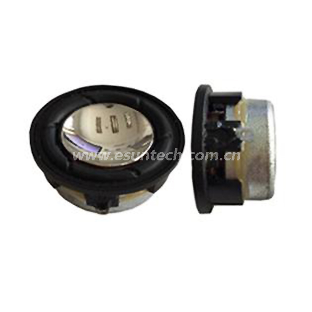 Loudspeaker YD034-02-8N18.5PU-R 34mm Min Audio Speaker Drivers-ESUNTECH