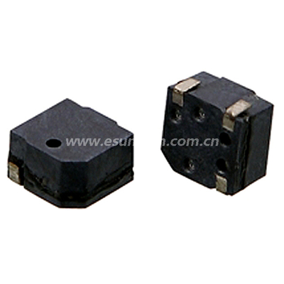 SMD magnetic transducer EET5030BS-03L-4.0-12-R High-Output Alarm Annunciator -ESUNTECH