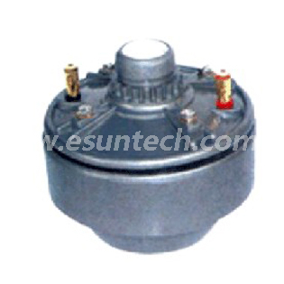 Driver unit ELD100-2 16 ohm 100W horn compression drivers - Changzhou Esuntech Co.,Ltd