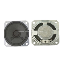 Loudspeaker 50mm YD50-30-8N12.5P-R 22mm magnet Min Full Range Equipment Speaker Drivers-ESUNTECH