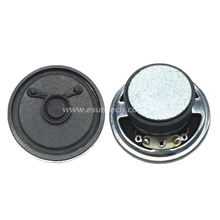 Loudspeaker 50mm YD50-35-8F32P-R Min Full Range Equipment Speaker Drivers-ESUNTECH
