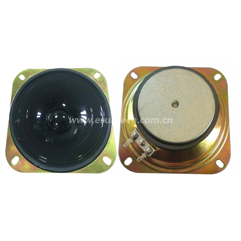 Loudspeaker 102mm YD102-31-4F70P-R Min Full Range Waterproof Speaker Drivers-ESUNTECH