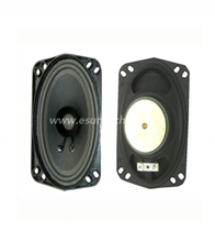 Loudspeaker YD1016-14-4F60 4x6 Inch 4ohm 15W Car Speaker Drivers Stereo Sound Used for Audio System Car Door Speaker High Quality Speaker Manufacturer