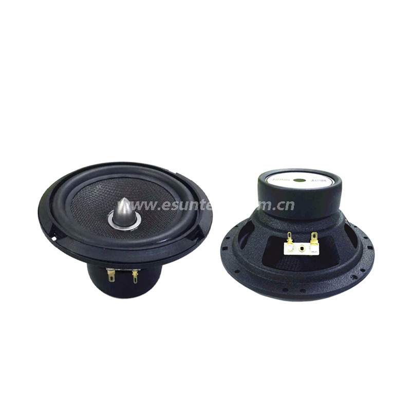 Loudspeaker 166mm YD166-50-4N80C-R Min Full Range car Speaker Drivers-ESUNTECH
