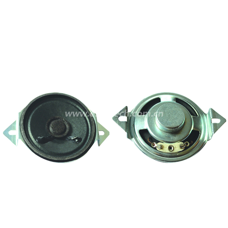 Loudspeaker 50mm YD50-31-8N12.5P-R Min Full Range Equipment Speaker Drivers-ESUNTECH